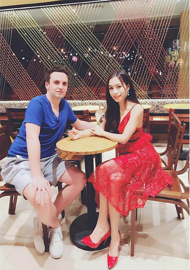 "lay chong tay, ""hot girl dat nhan"" song sung suong chang kem con nha giau - 2"