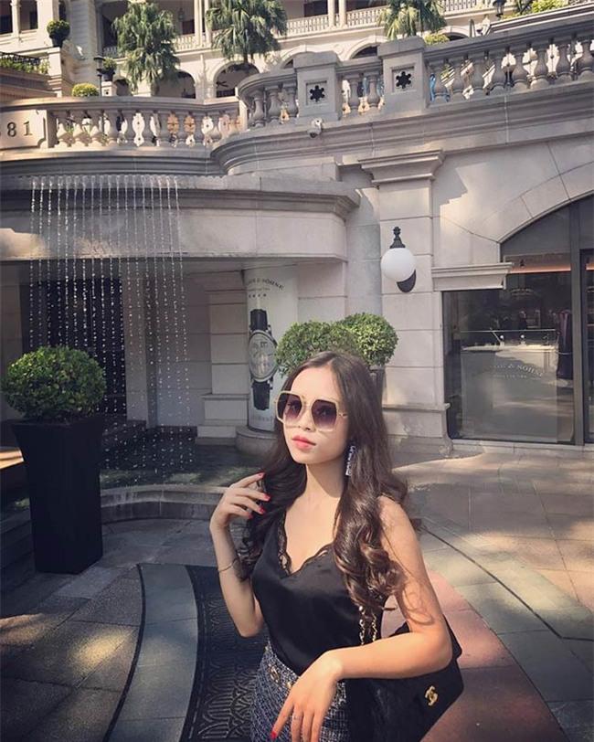 "lay chong tay, ""hot girl dat nhan"" song sung suong chang kem con nha giau - 8"