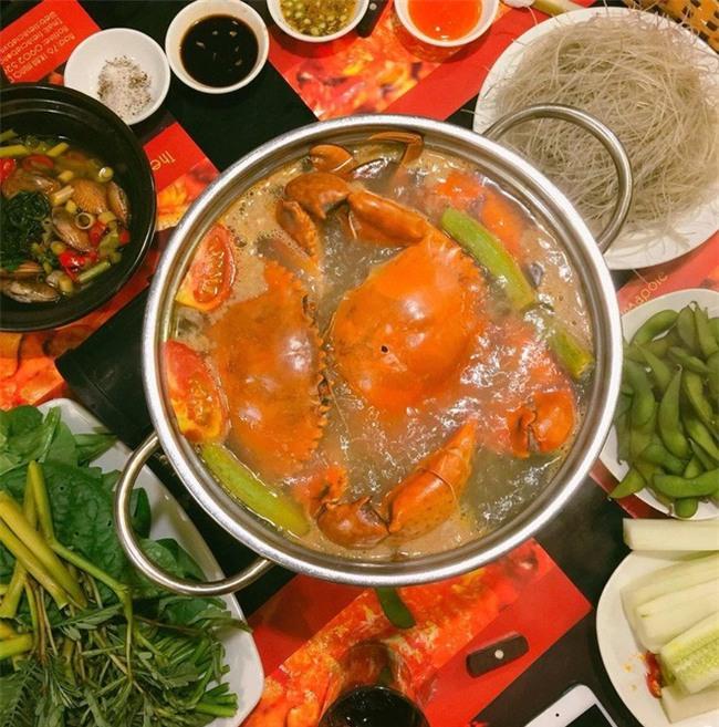 Lẩu cua Khôi đóng cửa và đây là 4 quán lẩu cua ngon không kém ở Hà Nội - Sài Gòn - Ảnh 14.