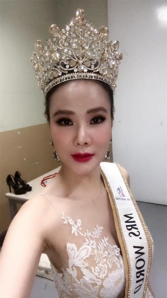 Dương Yến Ngọc,Hoa hậu Quý bà Hòa bình Thế giới 2017,Hoa hậu Quý bà Hòa bình châu Á 2017