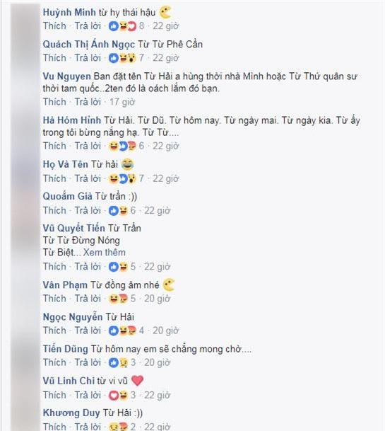 """cuoi ngat"" truoc nhung cai ten dan mang dat cho be trai ho ""tu"" - 2"