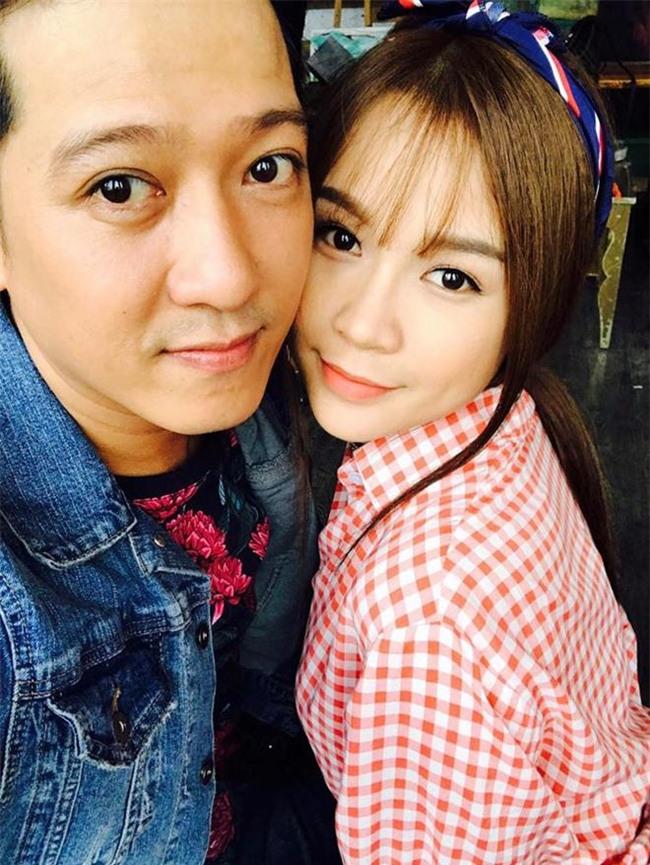 """truong giang chia tay nha phuong de """"cap ke"""" voi hot girl sam? - 1"""