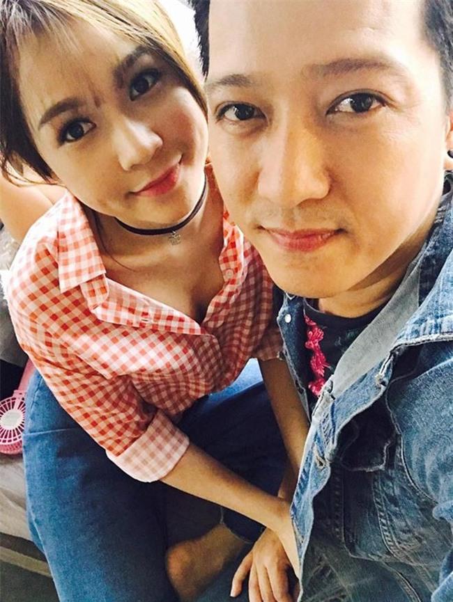 """truong giang chia tay nha phuong de """"cap ke"""" voi hot girl sam? - 2"""