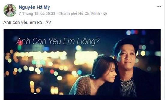 """truong giang chia tay nha phuong de """"cap ke"""" voi hot girl sam? - 3"""