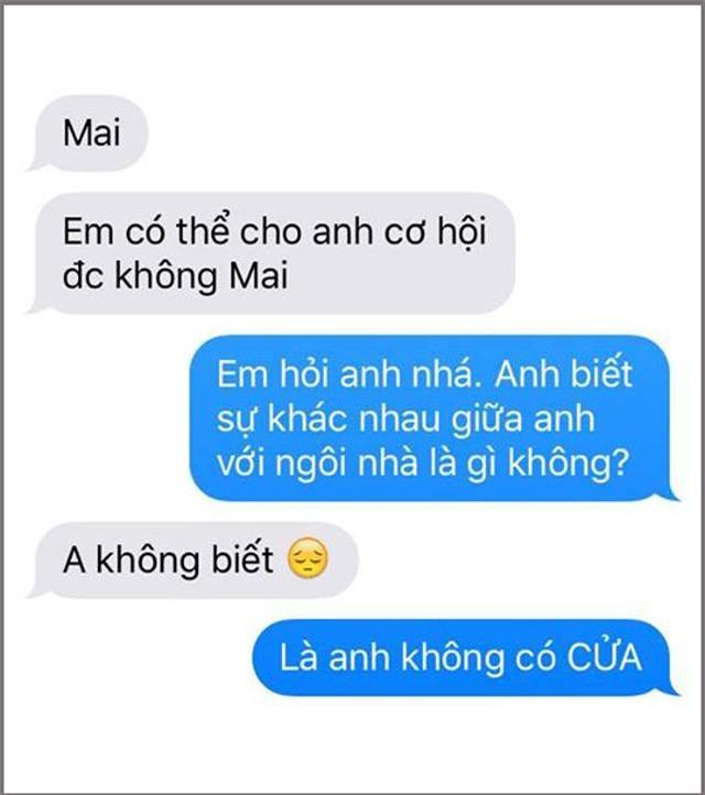 """tra loi nguoi yeu cu the nao cho that oach? dan mang chia se am am chieu """"dan mat"""" moi - 1"""