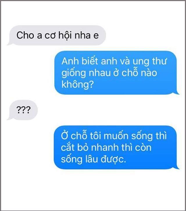 """tra loi nguoi yeu cu the nao cho that oach? dan mang chia se am am chieu """"dan mat"""" moi - 3"""