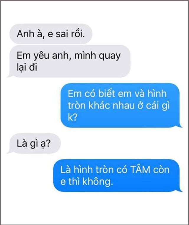 """tra loi nguoi yeu cu the nao cho that oach? dan mang chia se am am chieu """"dan mat"""" moi - 4"""