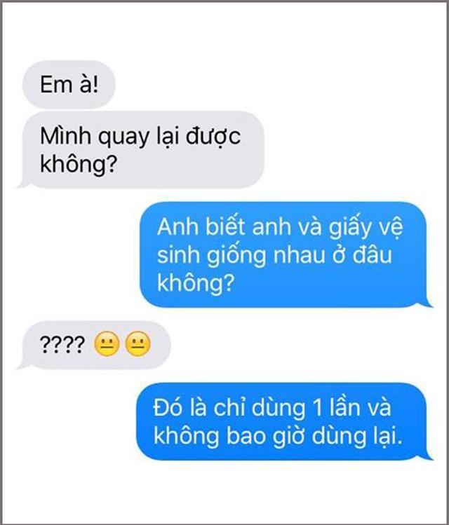 """tra loi nguoi yeu cu the nao cho that oach? dan mang chia se am am chieu """"dan mat"""" moi - 6"""