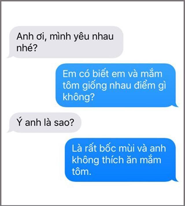 """tra loi nguoi yeu cu the nao cho that oach? dan mang chia se am am chieu """"dan mat"""" moi - 7"""