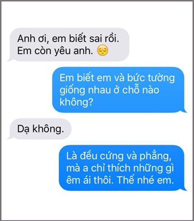 """tra loi nguoi yeu cu the nao cho that oach? dan mang chia se am am chieu """"dan mat"""" moi - 8"""