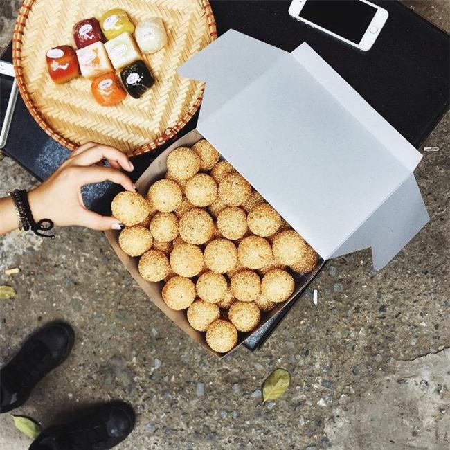 Mách bạn 4 hàng bánh rán chỉ từ 1k mà chủ hàng lúc nào cũng niềm nở, thân thiện ở Hà Nội - Ảnh 23.