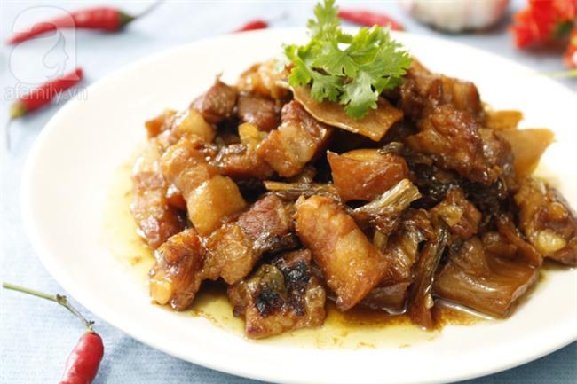 Người Đài Loan có cách kho thịt ngon thế này mà chúng ta trước nay chưa biết - Ảnh 6.