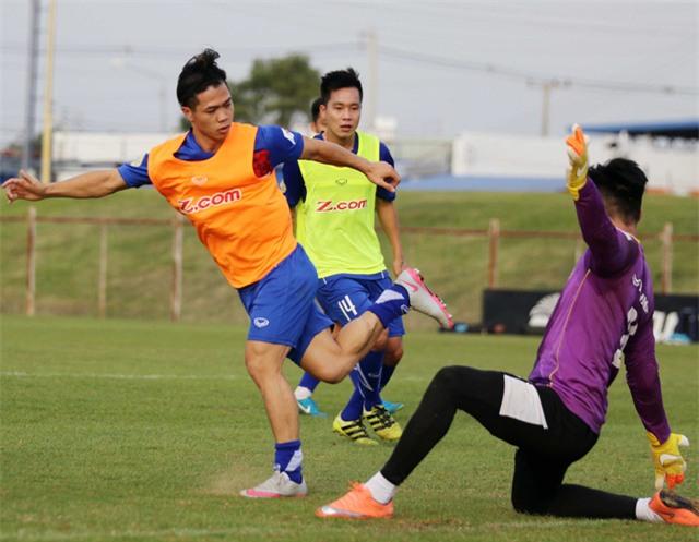 Công Phượng vẫn là cầu thủ đáng chú ý nhất của U23 Việt Nam