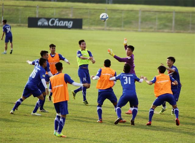 U23 Việt Nam cần giữ sự thận trọng nhất định trước Uzbenistan