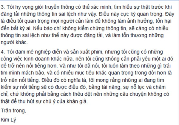 Kim Lý lên tiếng về nghi vấn bắt cá hai tay trong thời gian yêu Trương Ngọc Ánh-6
