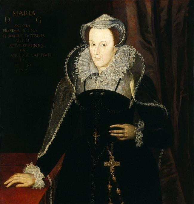 Cuộc đời bi kịch của Nữ hoàng lên ngôi từ 6 ngày tuổi, cả đời lưu lạc và bị giam cầm - Ảnh 2.
