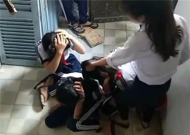 bạo lực học đường,học sinh