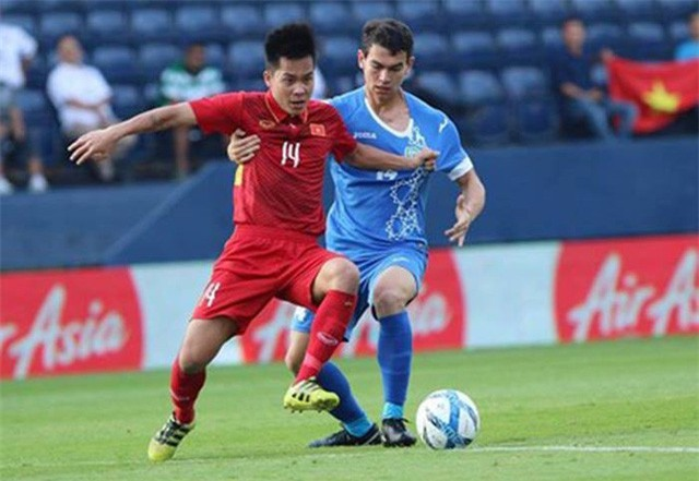 U23 Việt Nam lộ nhiều nhược điểm trước U23 Uzbekistan