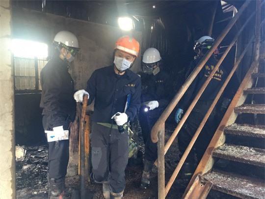 Tìm thấy 6 thi thể người Việt tử vong trong vụ cháy ở Đài Loan - Ảnh 1.