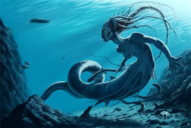 Những huyền thoại vừa hấp dẫn vừa rùng rợn đằng sau nhan sắc tuyệt trần của nàng tiên cá - Ảnh 3.