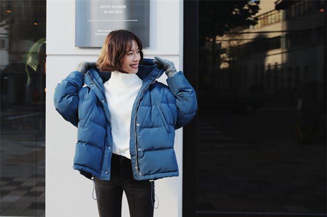 Ngày mai có mưa lạnh đến thế nào, thì chỉ cần chiếc áo này thôi là đủ ấm - Ảnh 6.