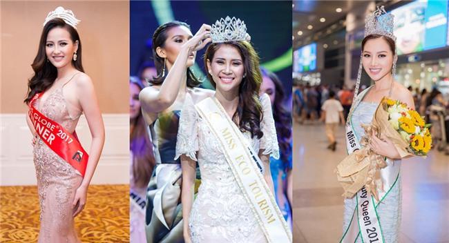 2017: Showbiz Viet 'loan' hoa hau, den Phi Thanh Van cung dang quang hinh anh 1