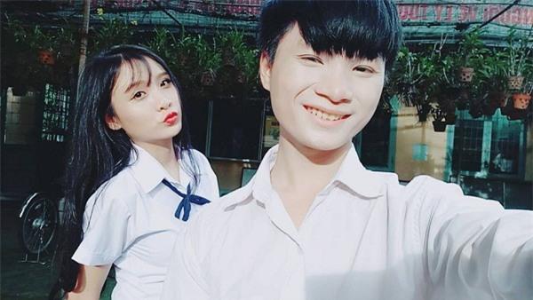 Sở hữu gương mặt 'xấu lạ', nam sinh Bình Thuận vẫn hút 200.000 theo dõi trên Facebook-2
