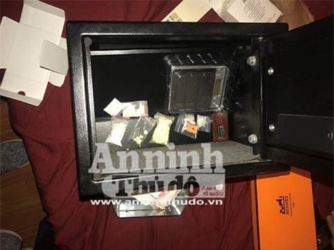 Gã trai thuê nhà lầu xe hơi giấu ma túy trong két sắt ở căn hộ cao cấp - Ảnh 2.