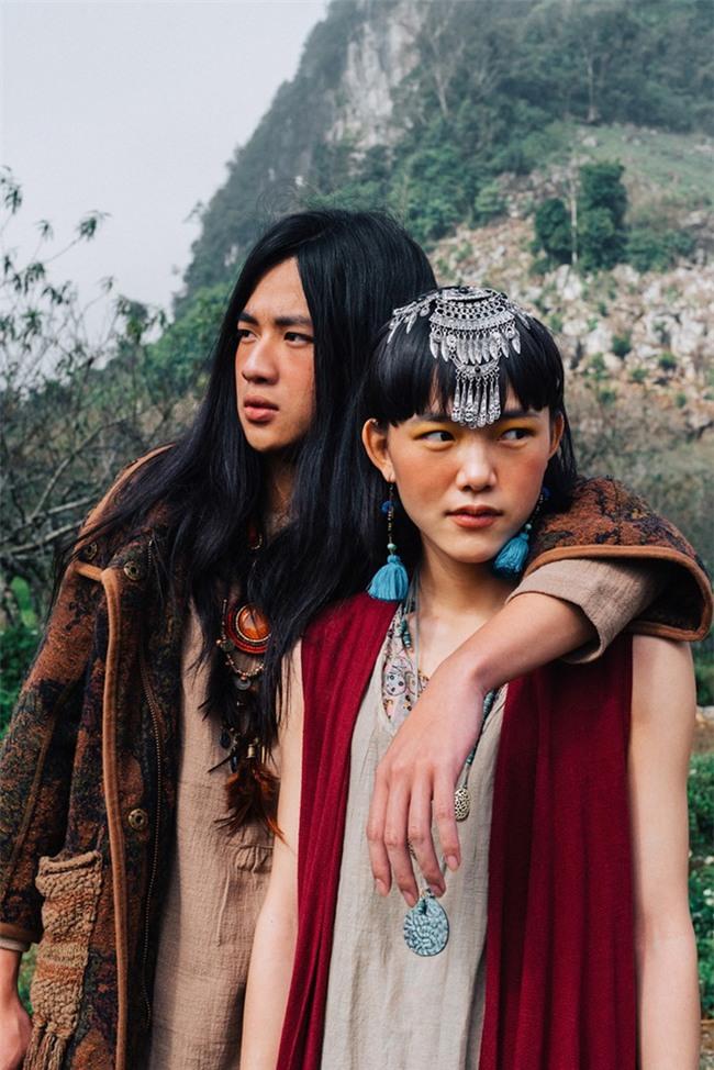 Cặp đôi Hà thành hóa trang thành dân du mục Mông Cổ, ôm rồng Nam Mỹ chụp ảnh cưới - Ảnh 13.
