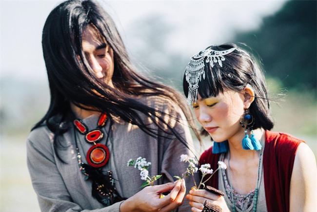 Cặp đôi Hà thành hóa trang thành dân du mục Mông Cổ, ôm rồng Nam Mỹ chụp ảnh cưới - Ảnh 15.