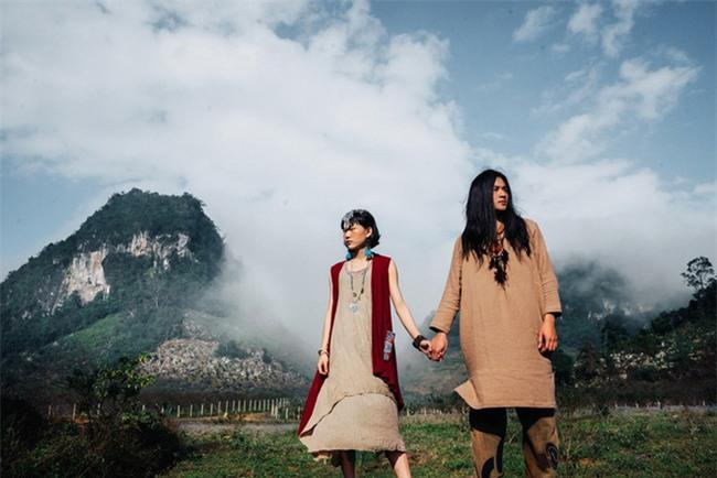 Cặp đôi Hà thành hóa trang thành dân du mục Mông Cổ, ôm rồng Nam Mỹ chụp ảnh cưới - Ảnh 18.