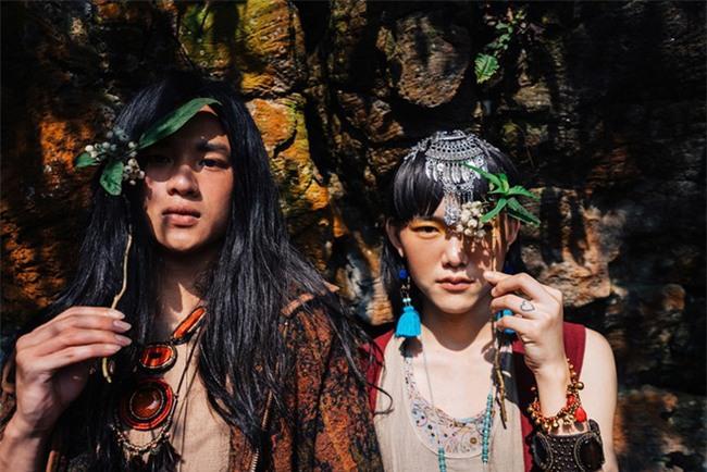 Cặp đôi Hà thành hóa trang thành dân du mục Mông Cổ, ôm rồng Nam Mỹ chụp ảnh cưới - Ảnh 22.