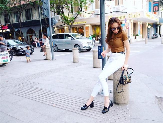 Kỳ Duyên càng ngày càng manly, Thanh Hằng bỗng nữ tính không ngờ trong street style tuần này - Ảnh 14.