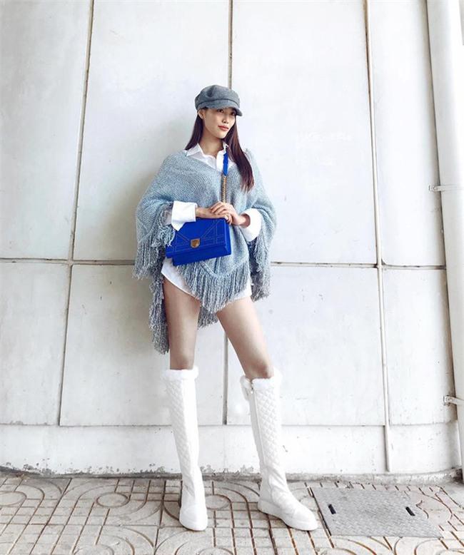 Kỳ Duyên càng ngày càng manly, Thanh Hằng bỗng nữ tính không ngờ trong street style tuần này - Ảnh 15.