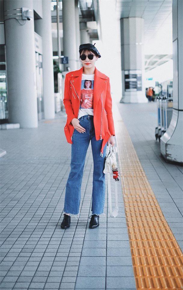 Kỳ Duyên càng ngày càng manly, Thanh Hằng bỗng nữ tính không ngờ trong street style tuần này - Ảnh 9.