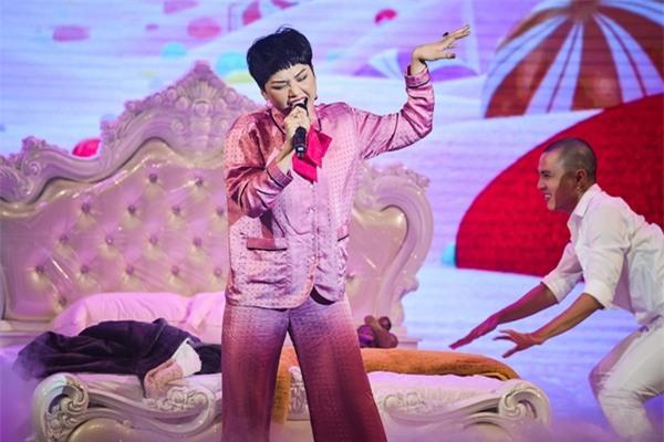 Bị chê hát nhỏ, Miu Lê vẫn giành điểm số cao hơn Dương Hoàng Yến-2