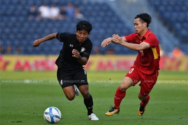 Công Phượng không ngại sang Thái Lan chơi bóng - Ảnh 1.