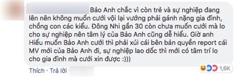 Hồ Quang Hiếu tiết lộ vì đòi cưới mà bị chia tay, Bảo Anh lên tiếng: Lấy chồng thì phải tử tế không thì thôi ở vậy - Ảnh 2.