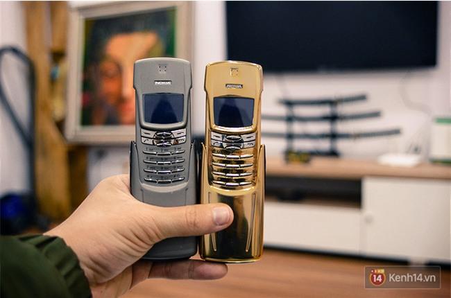 Ngỡ ngàng vì nhiều lãnh đạo, người nổi tiếng và triệu phú vẫn đang dần săn tìm dòng điện thoại tưởng đã chết từ lâu này - Ảnh 7.
