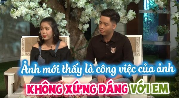 """yeu la cuoi: co nang tu bo su nghiep """"idol mang xa hoi"""" vi chang trai lam phu ho - 4"""