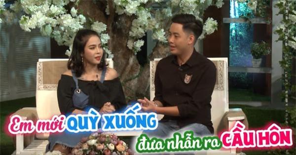"""yeu la cuoi: co nang tu bo su nghiep """"idol mang xa hoi"""" vi chang trai lam phu ho - 6"""