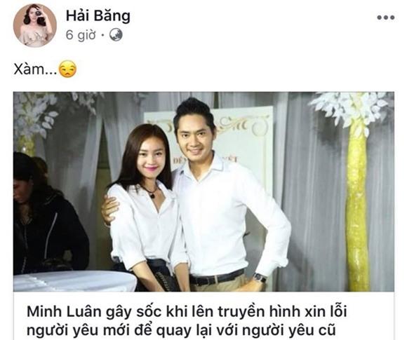 Người đẹp bị Minh Luân chia tay vì còn yêu người cũ lên tiếng tố nam ca sĩ: Nhân cách rách chỉ là đồ bỏ đi-8