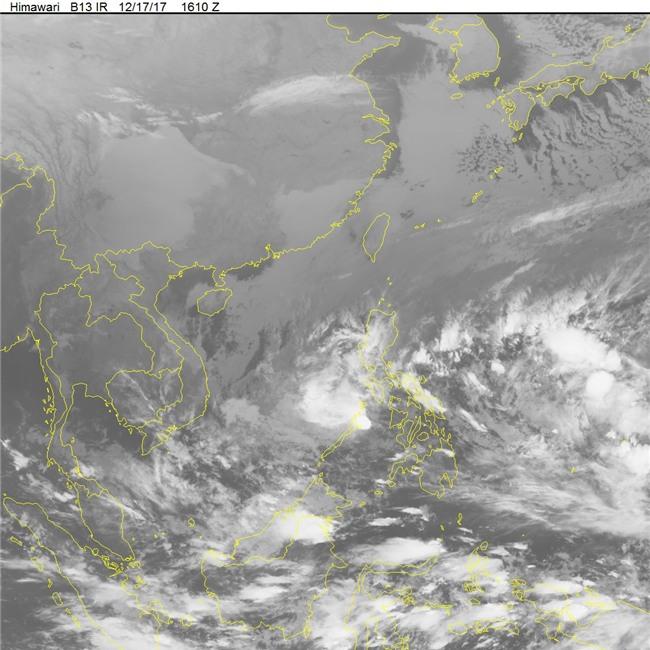 Trưa nay bão Kai-tak đi vào biển Đông, trở thành cơn bão số 15 trong năm nay ở Việt Nam - Ảnh 2.
