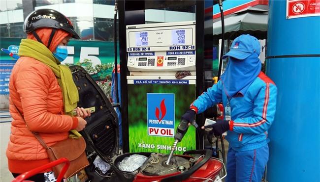 xăng E5,xăng Ron92,Xăng sinh học,ethanol,xăng A95,Petrolimex,PVOil