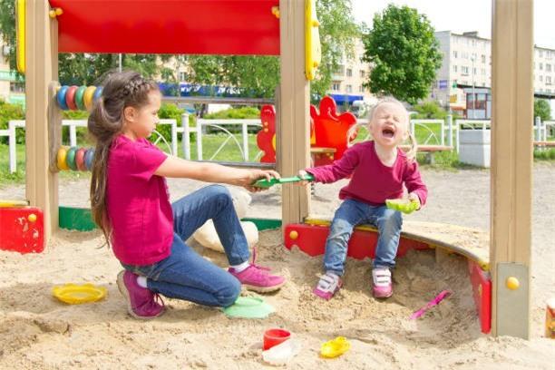 Có nên dạy dỗ con của người khác khi chúng xô xát với con bạn ở khu vui chơi? - Ảnh 2.