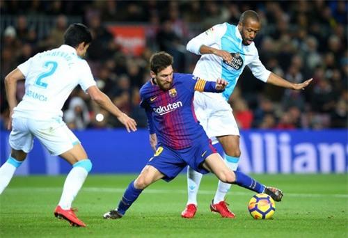 Đại thắng Deportivo, Barcelona sẵn sàng chờ siêu kinh điển - Ảnh 3.