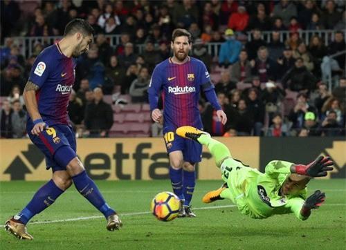 Đại thắng Deportivo, Barcelona sẵn sàng chờ siêu kinh điển - Ảnh 4.