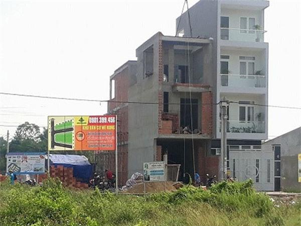 Giá đất nền vùng ven Sài Gòn vẫn nóng từng ngày