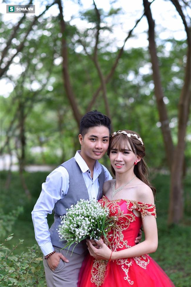 Hôn lễ có chú rể nữ, cô dâu là nam: Sau 1 tháng 2 ngày yêu nhau cặp đôi đã đòi cưới! - Ảnh 3.