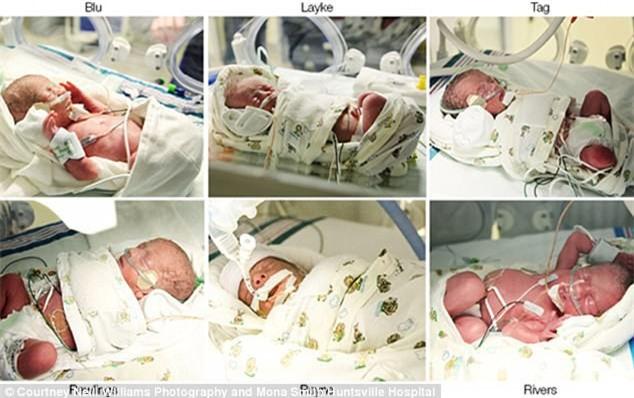 Chỉ sau 4 phút, cặp vợ chồng này đã trở thành bố mẹ của 9 đứa trẻ - Ảnh 6.